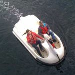 Open Source Swan Pedalo